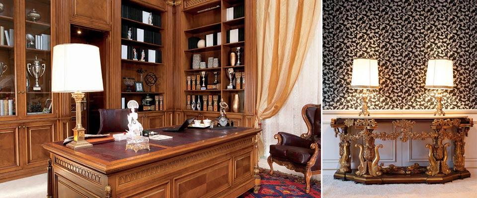 Итальянская мебель TETTAMANZI & ERBA