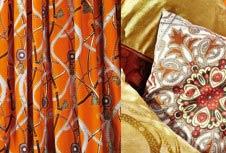 Новинки — коллекция декоративных тканей CHEVALIER бренда JAB ANSTOETZ 2014