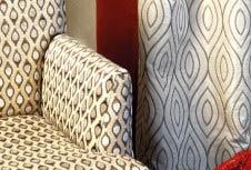 Новинки — коллекция декоративных тканей SOIERIES GRAPHIQUES бренда NOBILIS 2014
