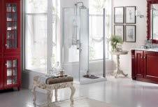 Изысканная атмосфера ванной комнаты BALTIMORA от SCAVOLINI